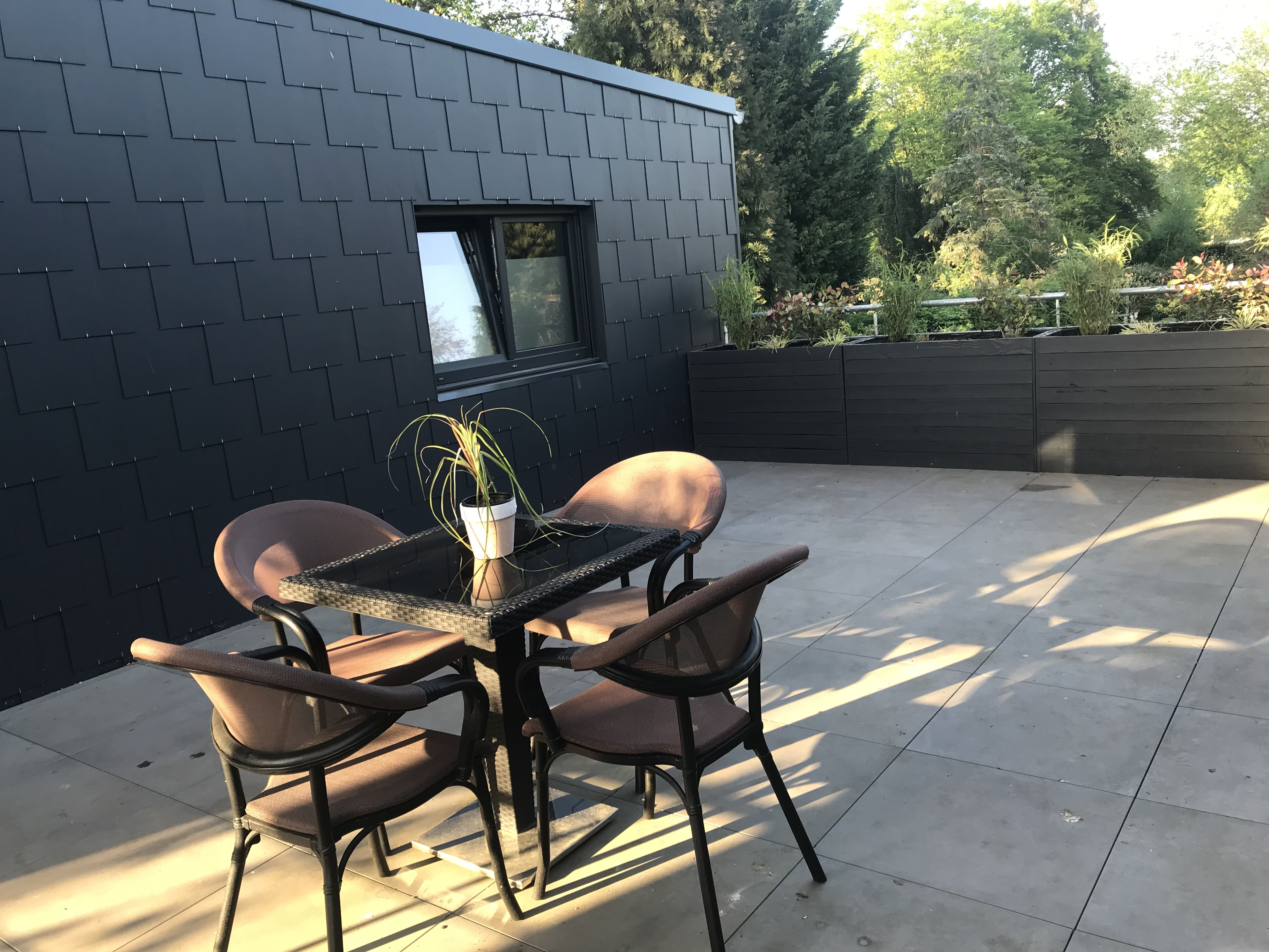 terrasses privées
